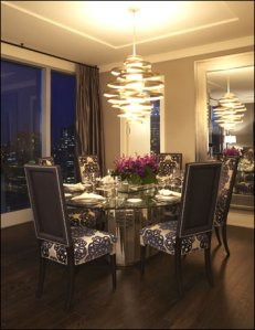 The Residences - Dining Room