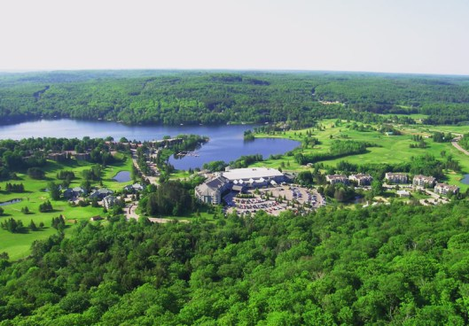 Deerhurst Summit Lodges