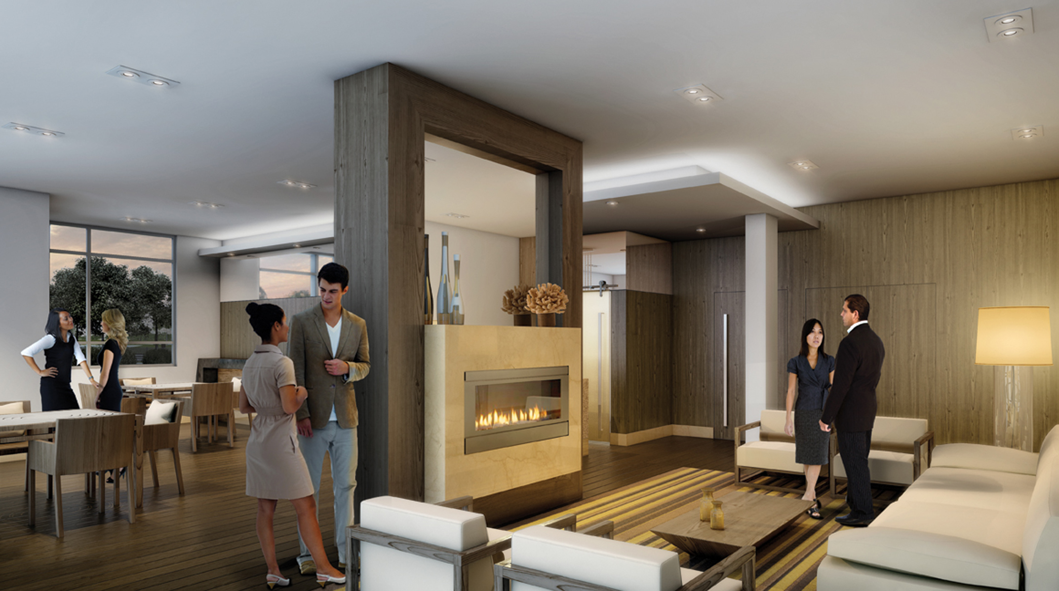 NIGHTLIFE IN YOUR OWN HOME   IN THE CONDO KNOW