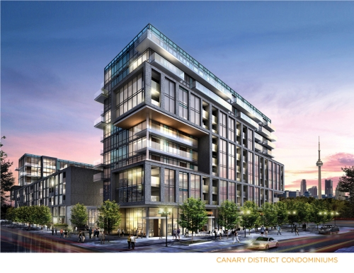 Canary District Condominiums