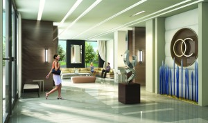 Ocean Club - Boutique Lobby